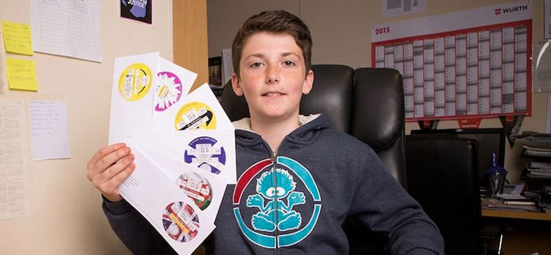 Il devient millionnaire à 14 ans avec une idée que vous auriez tous pu avoir